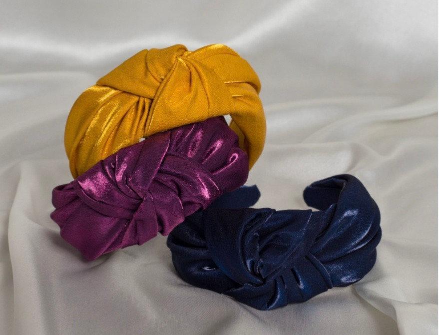 Satin BAE Luxury Headband