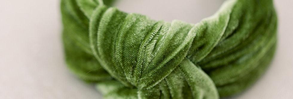 Bardot In Pistachio Green