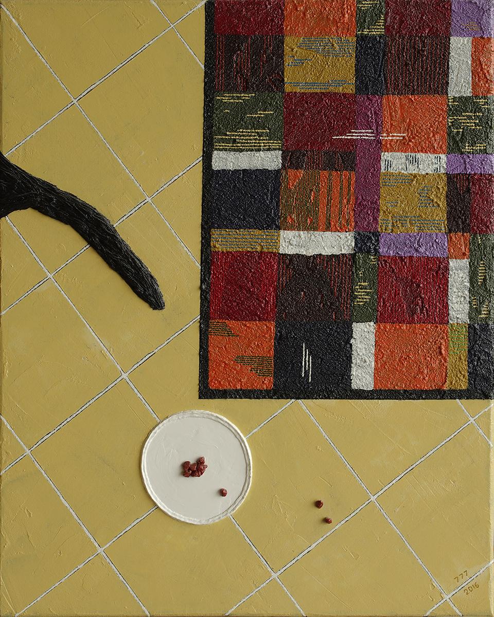 """#002 - """"gatta con scodella"""""""