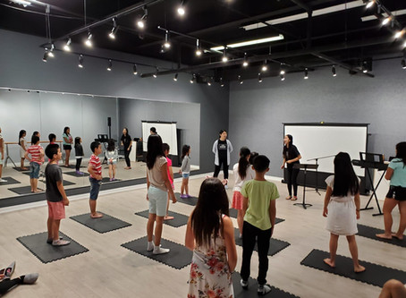 Free Drop-In Singing Class in August