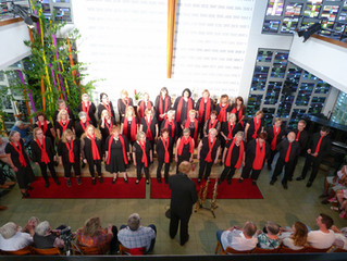 Brigosco gab sein Debut in der Worringer Friedenskirche - Tolle Stimmung beim ersten Konzert des neu