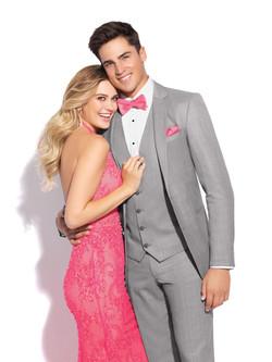 Heather Grey Allure Clayton Suit