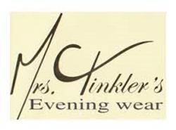Mrs. Tinkler's Evening Wear