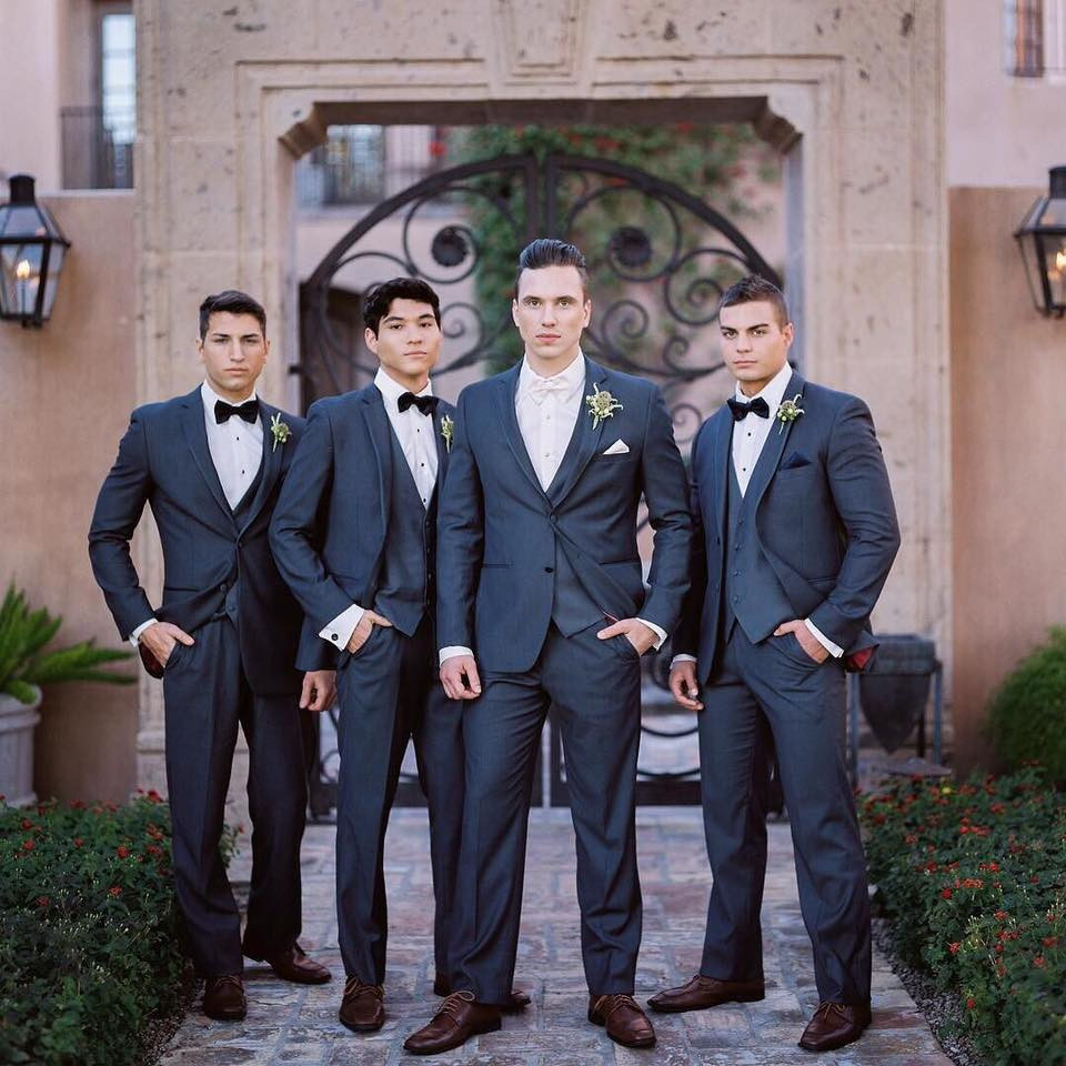 Tuxedo Rental and Sales Phoenix Scottsdale Groom suit groomsmen suits