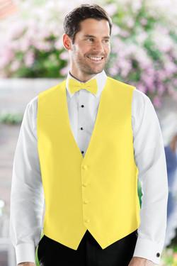Herringbone Sunbeam Vest