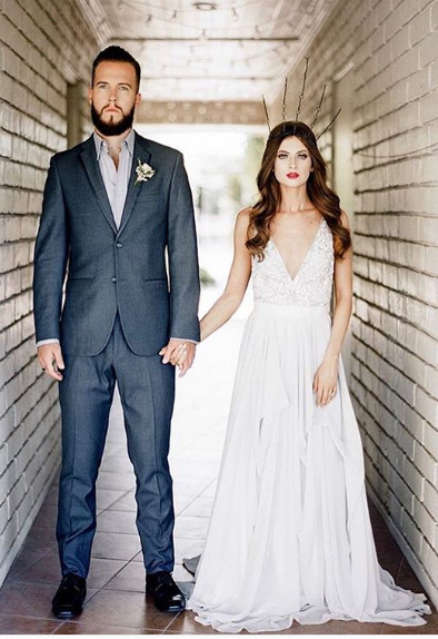 steel grey wedding tuxedo rental mesa phoenix slim fit groom suit