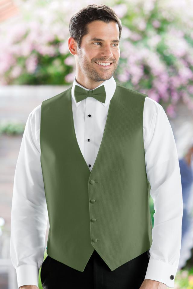 Herringbone Clover  Vest