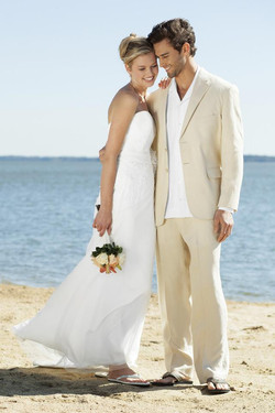 Tan Riviera Destination Suit