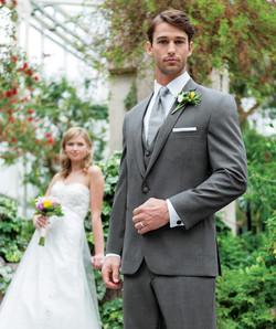 Grey Aspen Tuxedo