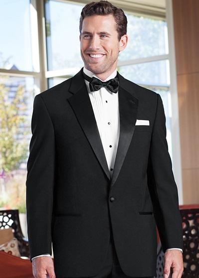 Classic Notch Tuxedo