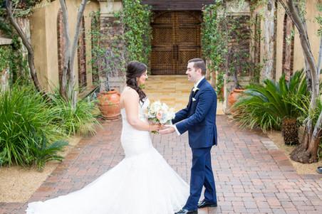 navy tuxedo rental scottsdale wedding groom ike behar phoenix arizona