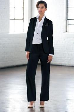 Black Shawl Tuxedo Jacket