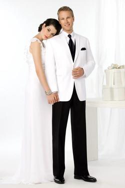 White La Strada Tuxedo