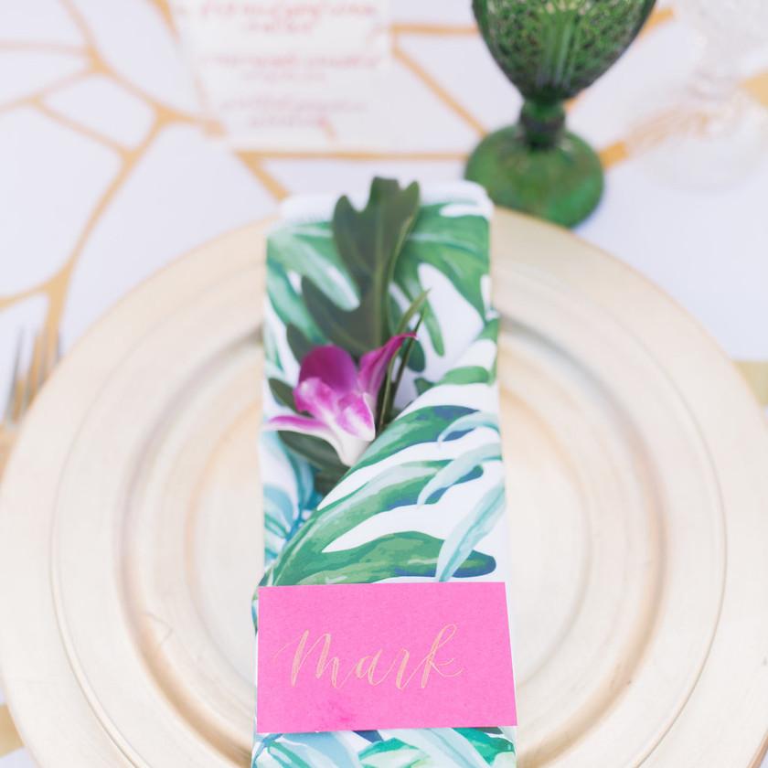 Tablescape   Linens   Paper Goods