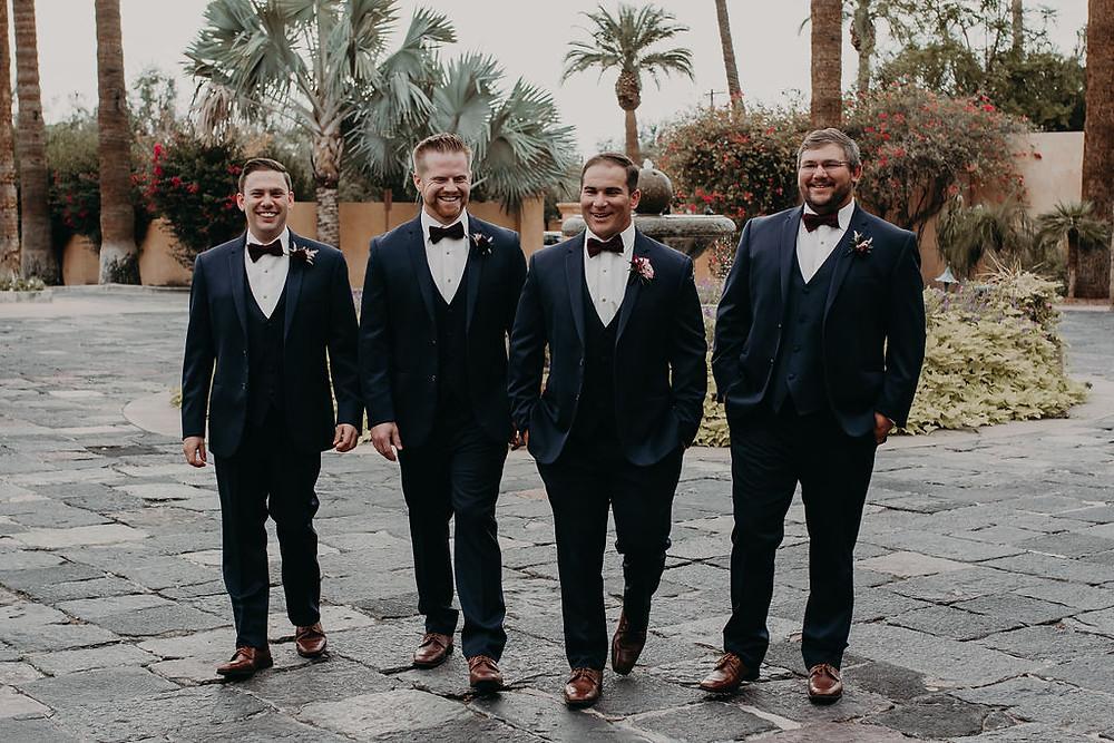 Phoenix Scottsdale Resort Wedding Tuxedos Rental Retail