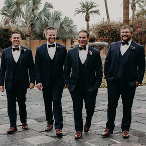 Wedding Party Style Choices