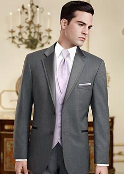Steel Grey Tuxedo by Jean Yves