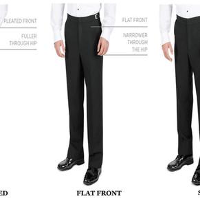 Choosing the Pant and Shirt