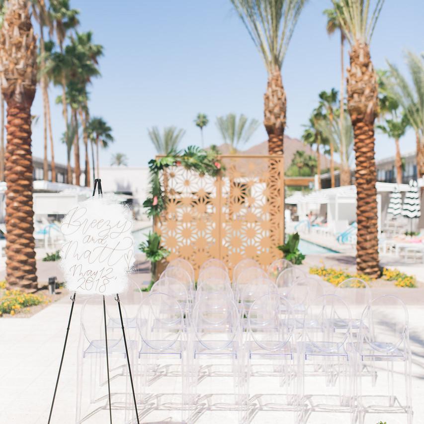 Ceremony option   Scottsdale Arizona