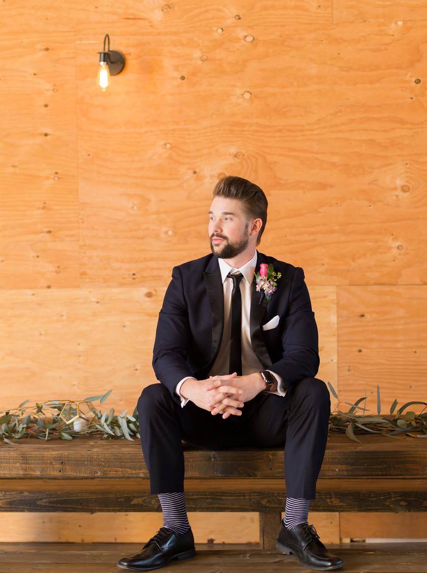 Navy Tuxedo Rental Suit Purchase Phoenix Mesa Arizona Black Tie Holiday Party