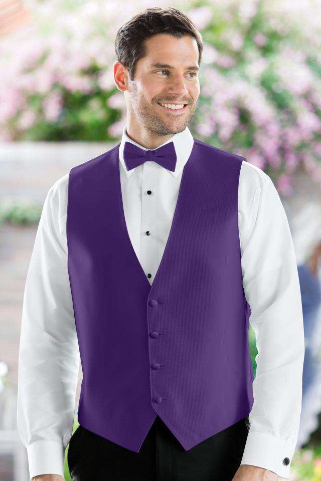 Herringbone Viola Vest