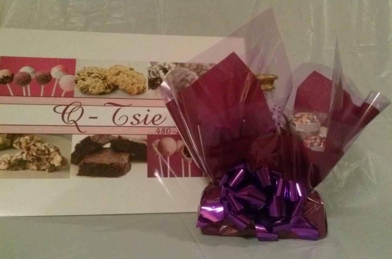 Q-Tsie Cake Pops