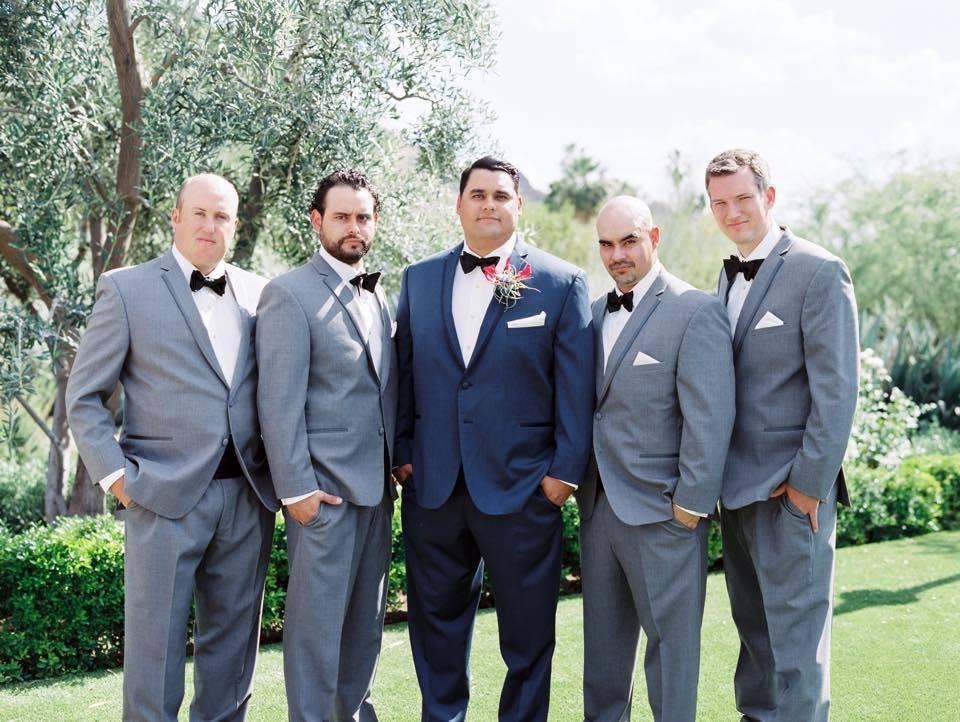 Groomsmen Groom Wedding suit Tuxedo Rental & sales