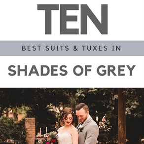 Top Ten Grey Menswear Look