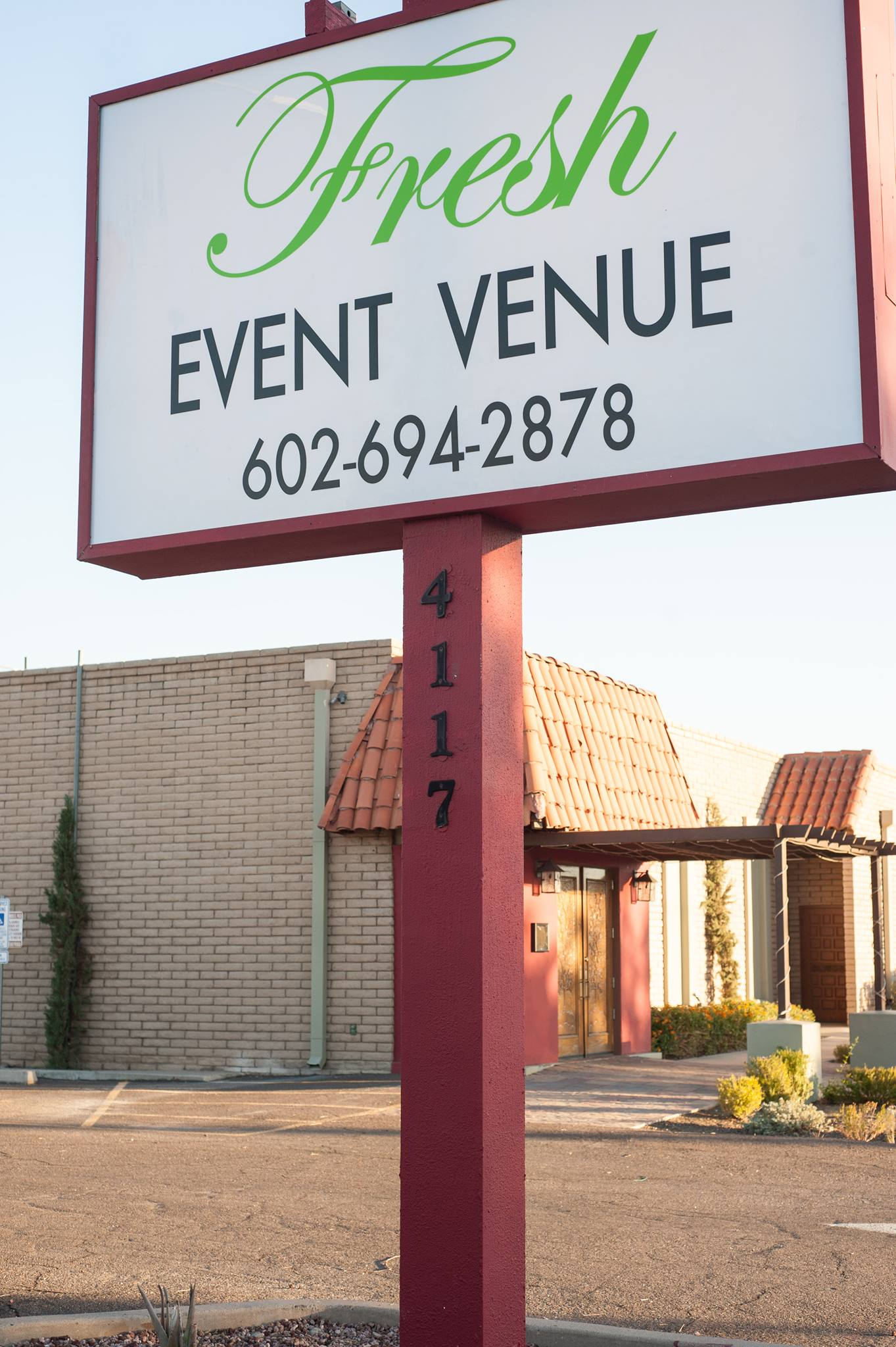 Fresh Event Venue