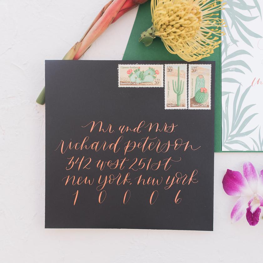Wedding invitations   Custom   Details