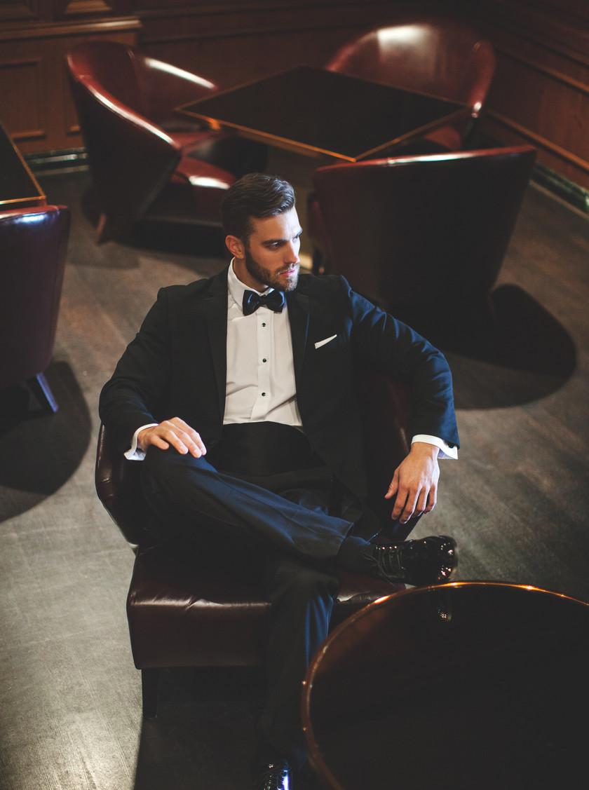 Hotel Palomar Phoenix Biltmore Groom Tuxedo Rental & sales wedding suit
