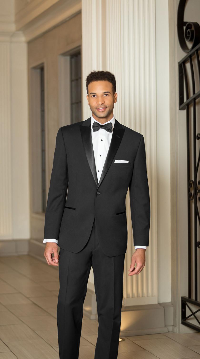 Black tuxedo tux suit bowtie Phoenix Scottsdale Mesa Glendale Gilbert Tempe Arizona