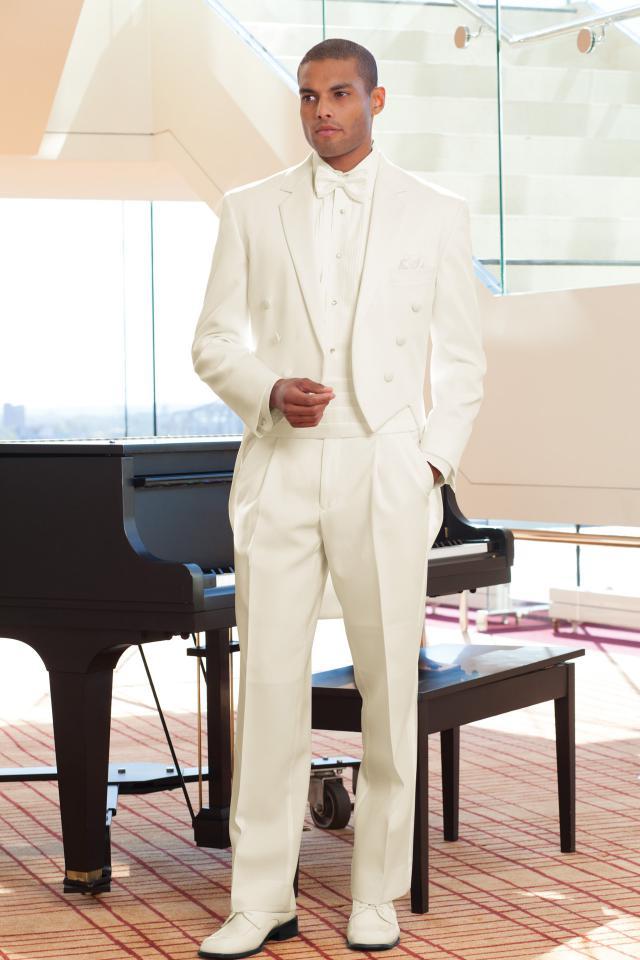 Classic Ivory Tails Tuxedo
