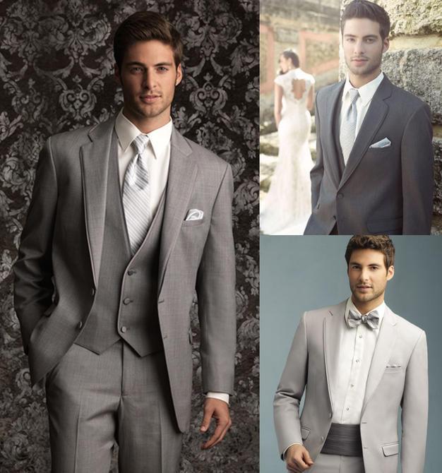 Charcoal Heather Grey Cement Wedding Tux styles groom groomsmen phoenix arizona