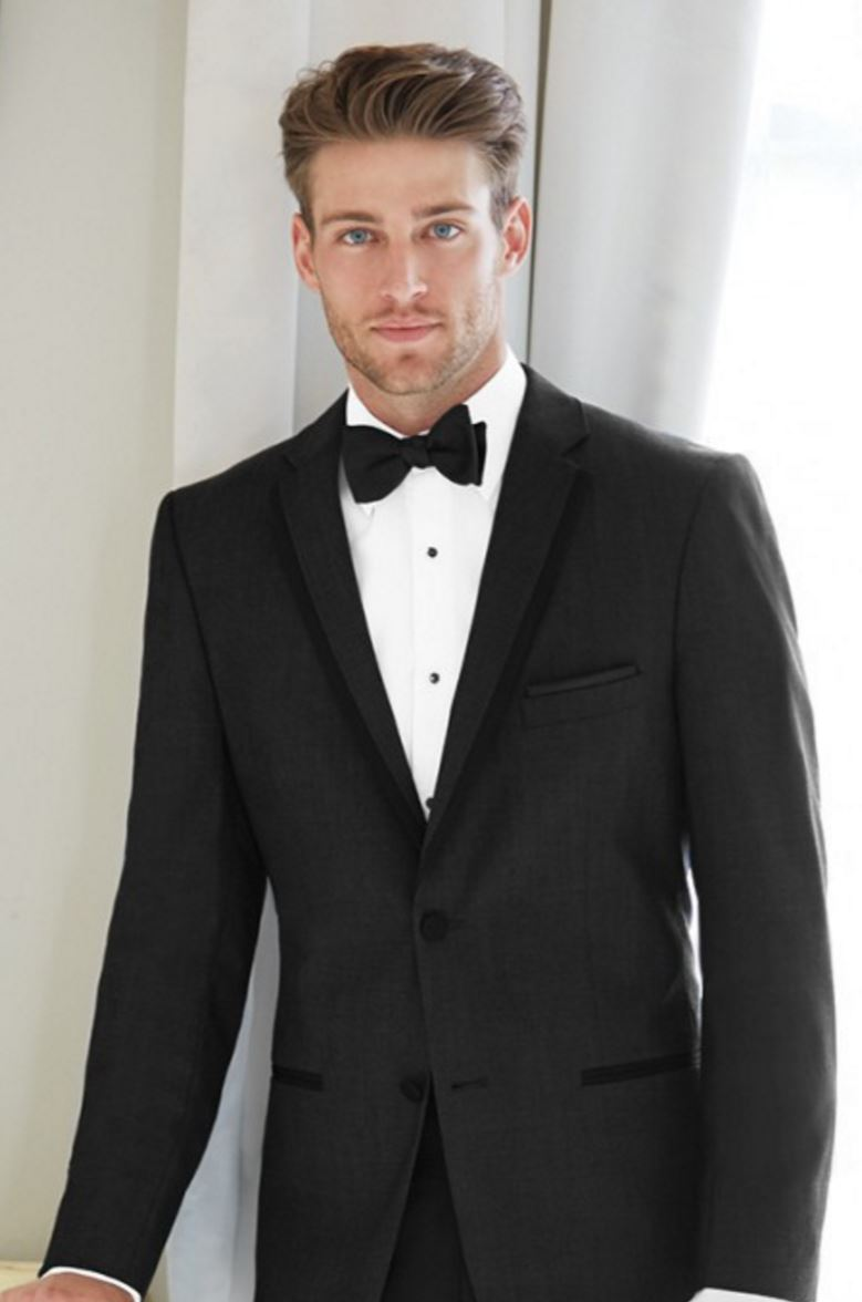 Graphite Grey Madison James Tuxedo
