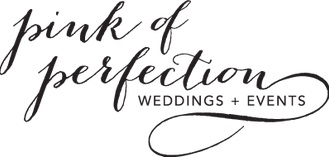 Pink of Perfection Weddings & Events