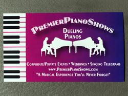 Premier Piano Shows