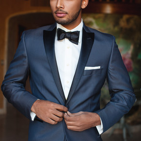 Choosing the Lapel for Your Tux or Suit