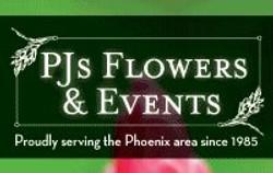 PJ's Flowers & Events