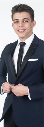 Navy Tuxedo