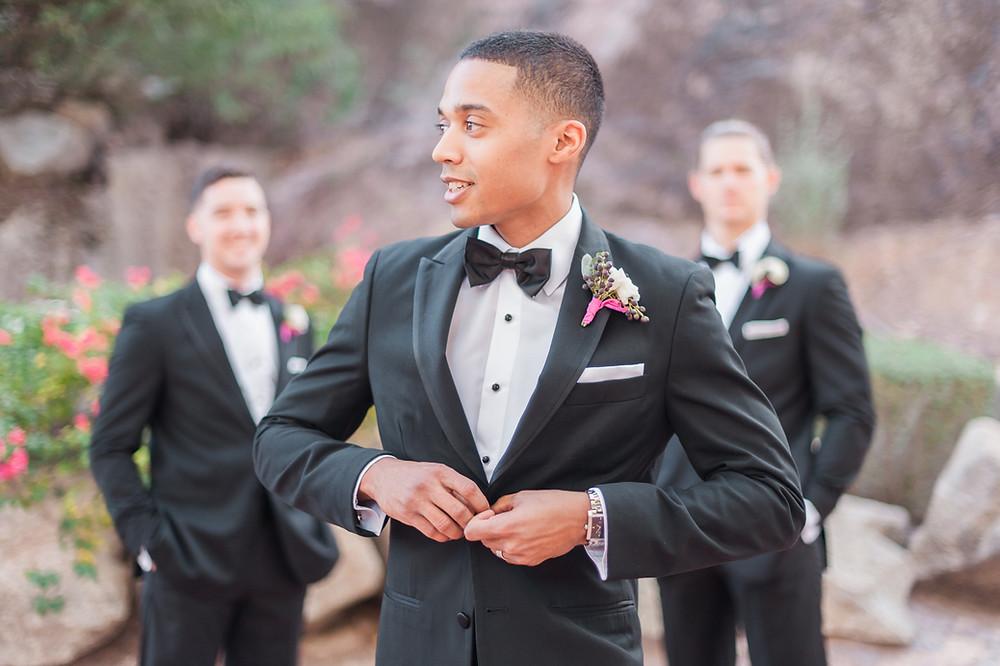 Tuxedo Rental Tux Retail Sale Wedding Suit for groom and groomsmen