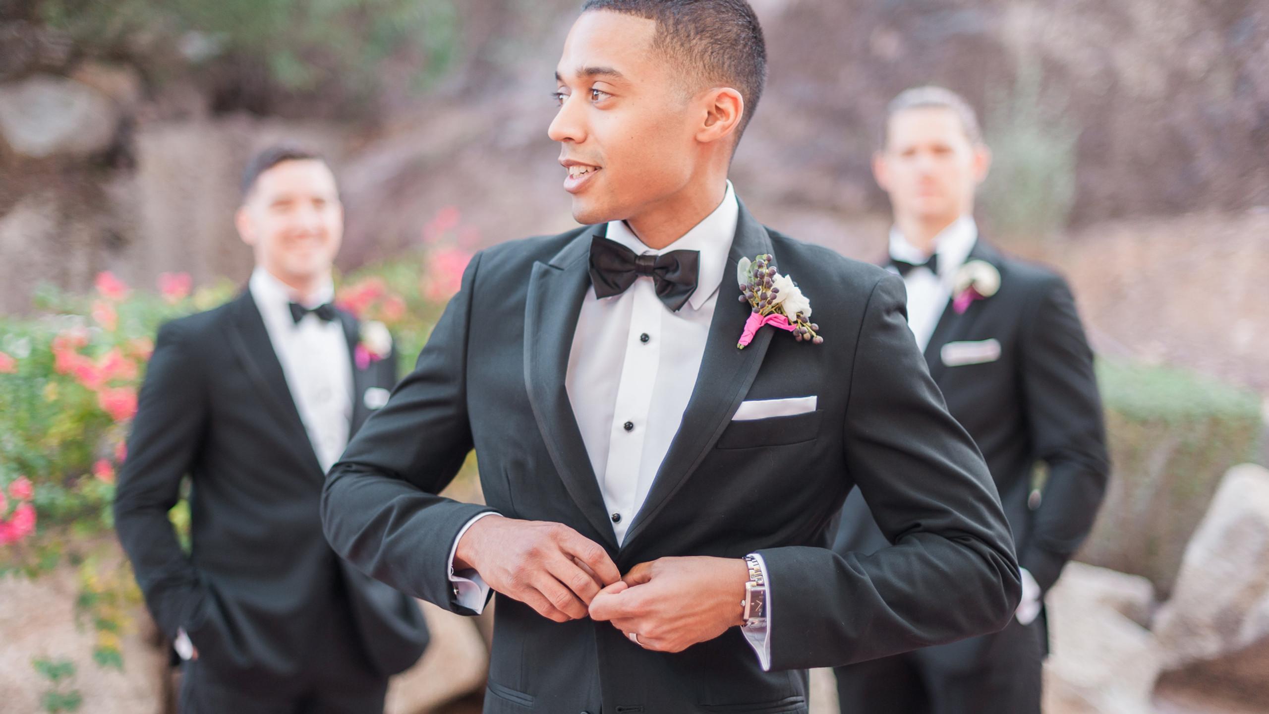 Black Tuxedo Clasic