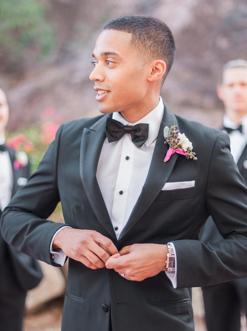 Drew Brashler Photography Phoenix Tux Groom Rental Suit wedding tuxedo