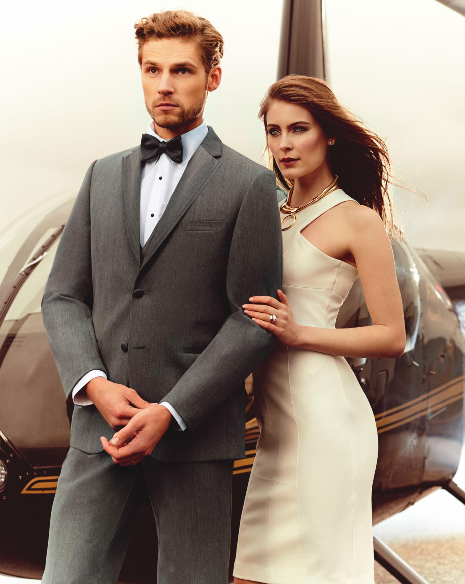 Michael Kors Grey Affection Tuxedo