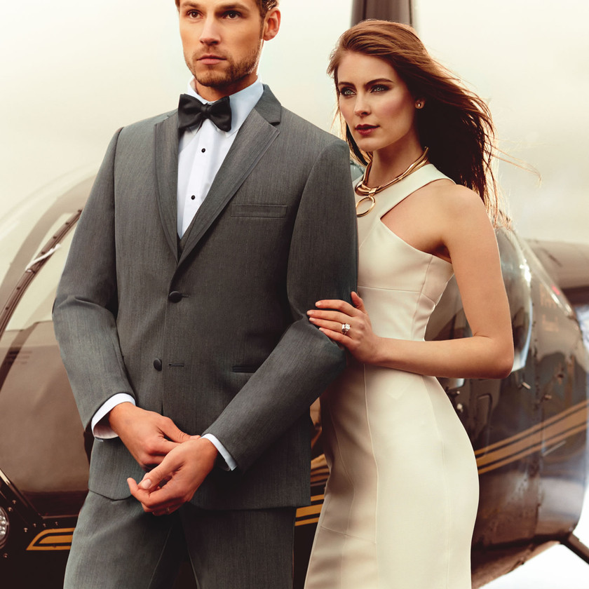 Michael Kors Wedding Suit | Arizona | Celebrity Tux and Tails