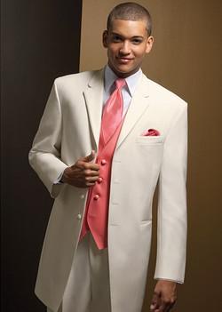Ivory Savannah Long Tuxedo