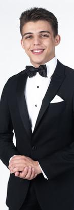 Black Peak Tuxedo