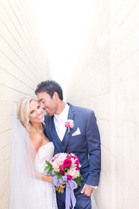 Amy & Jordan Photography Slate blue tux scottsdale wedding suit rental & sales