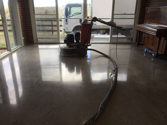 GALAXY Concrete Polishing - Residential Concrete Polishing