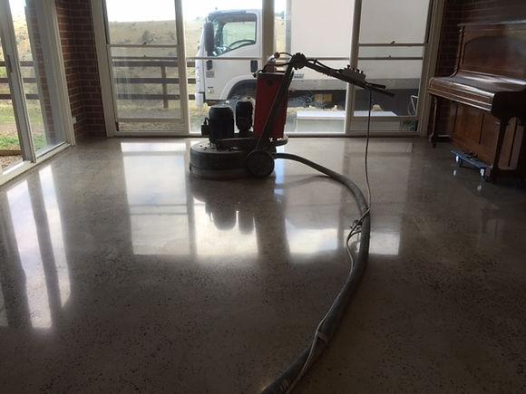 GALAXY Concrete Polishing - Residential Concrete Polishing